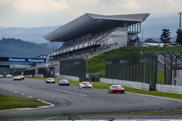 Ferrari Challenge APAC - Round 5 (Fuji)